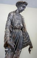 """Life Size Sculpture by Mary Milner Dickens - """"Shepherdess"""" (9 of 10)"""