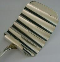 Beautiful Large German Solid 800 Silver Asparagus Server (2 of 10)