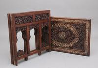 19th Century Carved Indian Occasional Table (7 of 9)