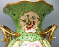 Henry & Richard Daniel Twin-Handled Vase, c.1825-30 (4 of 12)