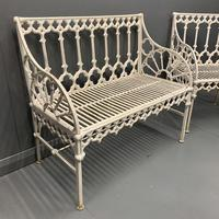 Vintage Garden Chairs & Benches (8 of 10)