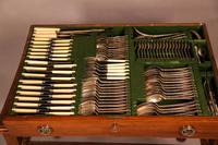 Edwardian Canteen of Cutlery (4 of 7)