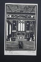 Album of 10 Woodblock Prints by Geoffrey Robert Russell (6 of 12)