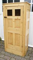 Early 20th Century Pine Hall Cupboard (15 of 17)