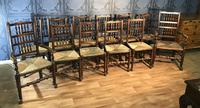 Large Oak Extending Dining Table (17 of 18)