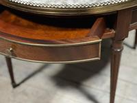 French Marble Top Coffee or Lamp Table (11 of 17)