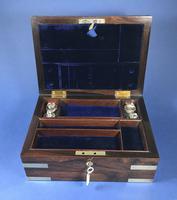 Georgian Brassbound Rosewood Medicine Box (18 of 25)