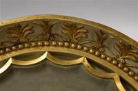 Decorative Gustavian Swedish Pier Mirror 19thc (4 of 5)