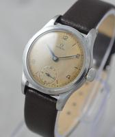 1943 Omega British Government Issued Wristwatch (3 of 6)