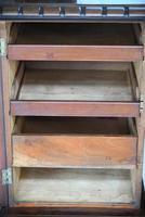 Victorian Mahogany Twin Pedestal Sideboard (11 of 12)