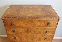 Burr Walnut Chest of Drawers c.1930 (11 of 12)