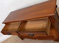 Dresser Base Arts & Crafts Walnut Sideboard 19th Century (9 of 11)