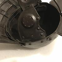 English Civil war New Army Lobster pot Helmet (8 of 10)