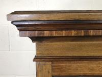 Mahogany Glazed Bookcase or Display Cabinet (11 of 12)
