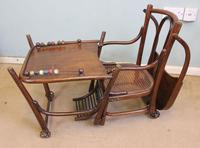 Antique Metamorphic Childs High Chair (5 of 10)
