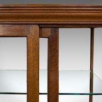 Antique Shop Display Cabinet, English, Walnut, Shopfitting, Chemist, Victorian (8 of 8)
