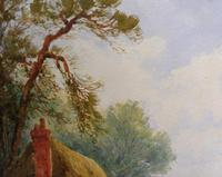 Watercolour Mill Cottage Reigate Listed Artist H Rawson (8 of 13)