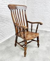 Large 19th Century Windsor Armchair (5 of 5)