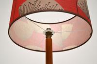1960's Danish Vintage Teak Floor Lamp (6 of 7)