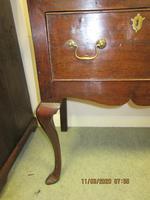 Cabriole Leg Georgian Dresser & Rack (5 of 8)