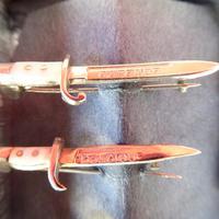 WW1 Sweetheart Pins x3 (2 of 3)