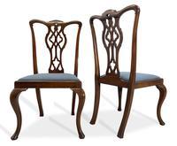 Hepplewhite Style Chairs (3 of 4)