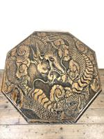 Early 20th Century Carved Side Table (7 of 9)