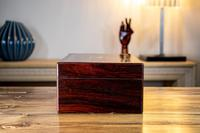 MOP Rosewood and Sewing/Jewellery Box 1840 (2 of 11)