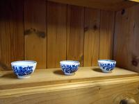 First Period Worcester Tea Bowls (7 of 7)