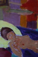 Reclining Nude by Akos Biro (2 of 7)