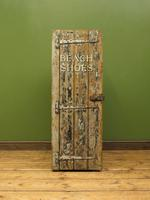 Rustic Painted Beach Shoes Cabinet, Boat House, Beach Hut Shabby Chic Cabinet (3 of 18)