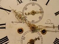 19th Century Mahogany Longcase Clock (5 of 9)