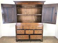 Antique Welsh Oak Press Cupboard (3 of 10)
