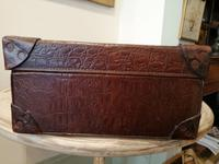Excellent Quality Crocodile Suitcase (8 of 10)