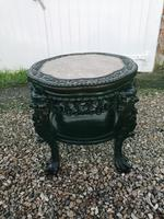 Exceptional Quality 19th Century Chinese Urn Stand