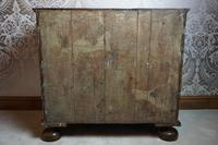 William & Mary Walnut Chest of Drawers (5 of 5)