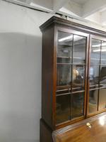 Neat English 18th Century Bureau Bookcase (10 of 15)