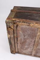 Antique Spanish Chest Dated 1832 for Restoration (13 of 17)