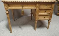 Superb French Original Painted Desk (3 of 15)