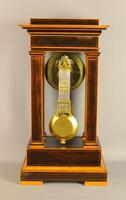 Precision Table Regulator Clock with calendar (8 of 11)