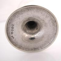 Classic George III silver goblet Charles Aldridge London 1879 (2 of 4)