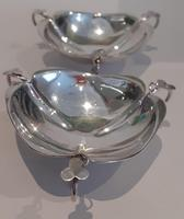 Pair of Silver Bowls (4 of 6)