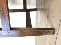 Antique 19th Century Welsh Oak Farmhouse Chair (7 of 10)