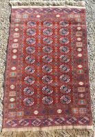 Good Tekke Turkman Carpet c.1930 (2 of 8)