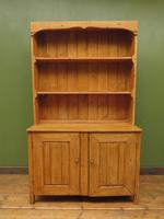 Antique Rustic Pine Country Kitchen Dresser (2 of 15)