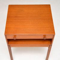 1960's Swedish Teak Side Table by Engstrom Myrstrand (9 of 10)