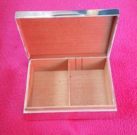 Sterling Silver Cigarette Box (3 of 4)