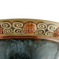 Large Royal Doulton Salt Glazed Vase (6 of 8)