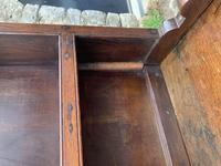 Georgian Oak Dog Kennel Dresser (27 of 27)