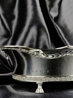Large Edwardian Silver Centre Piece (8 of 12)